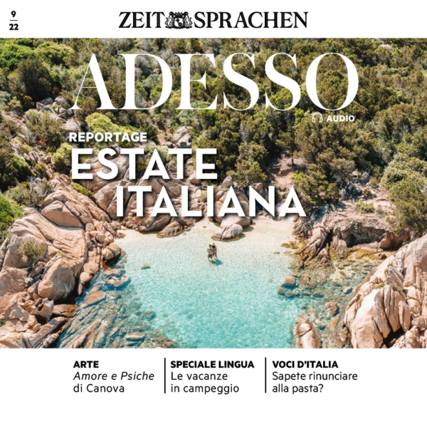 Adesso Audio-CD