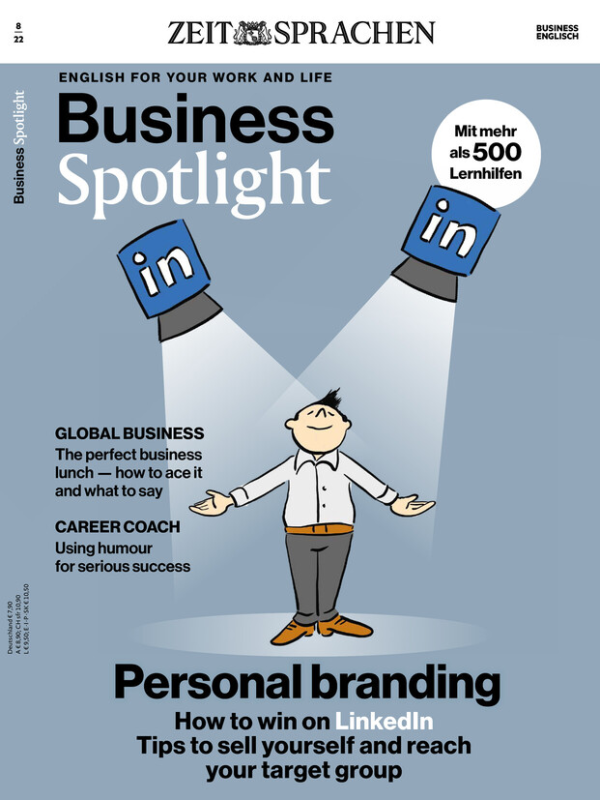 Cover BUSINESS SPOTLIGHT