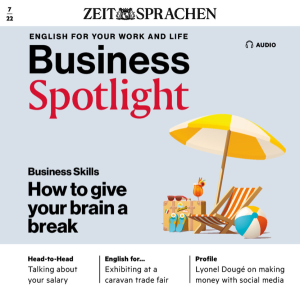 Business Spotlight Audio-CD