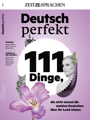 Deutsch perfekt Sprachmagazin