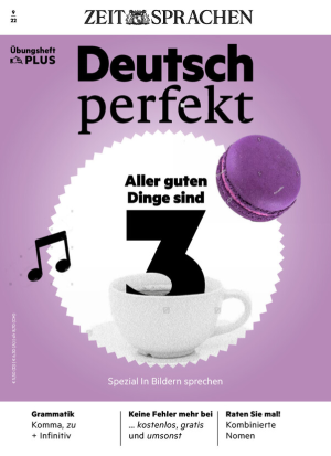 Deutsch perfekt PLUS Heft 07 / 2020