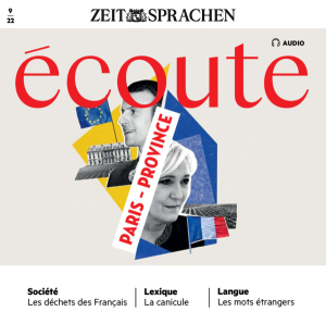 écoute Audio-CD