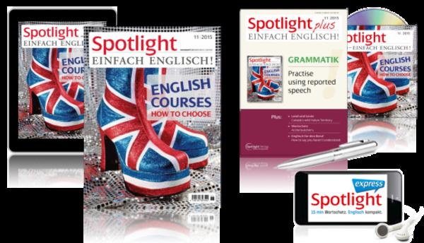 Die Spotlight-Produkte: