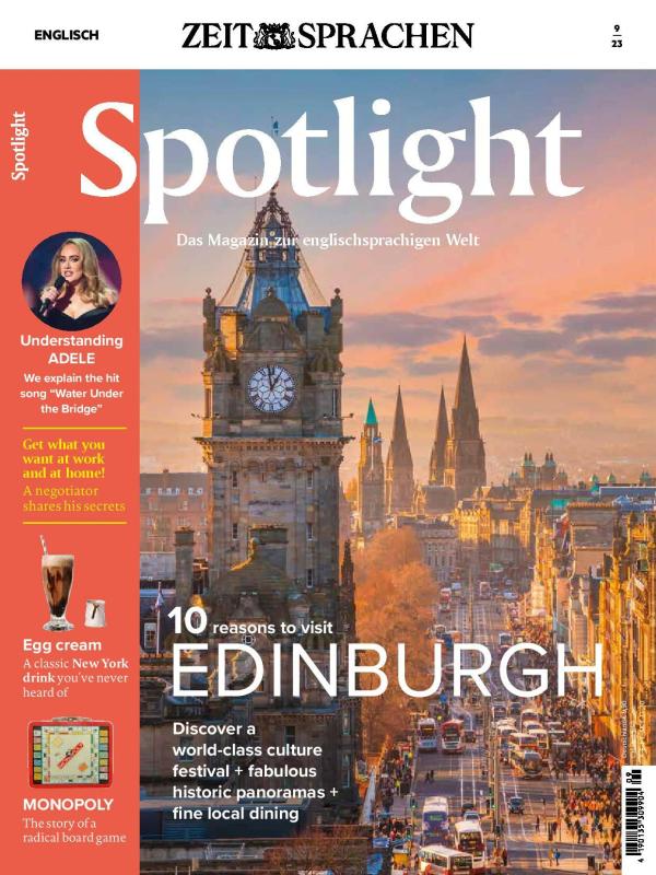 Spotlight - Magazin